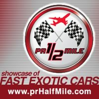 Exotic, Expensive, Fast Cars in Puerto Rico PRHalfMile.com