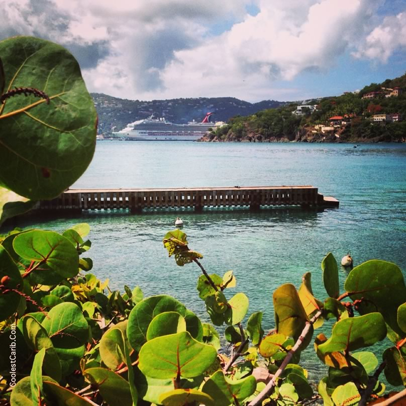 Photos of St. Thomas appearing on CoolestCarib.Com Caribbean Directory